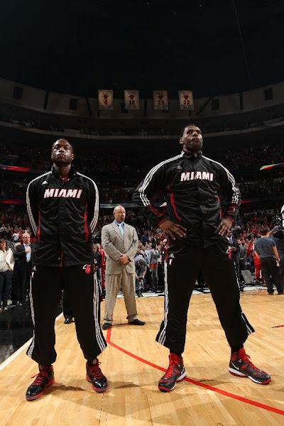 LeBron 8220Clutch8221 James Leads Miami8217s Late Comeback to Advance to NBA Finals