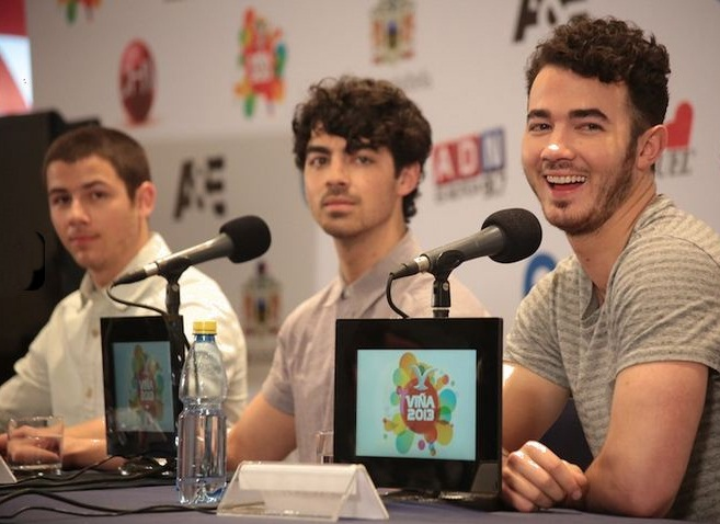 meet and greet jonas brothers venezuela 2013