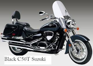 2011 Suzuki c50