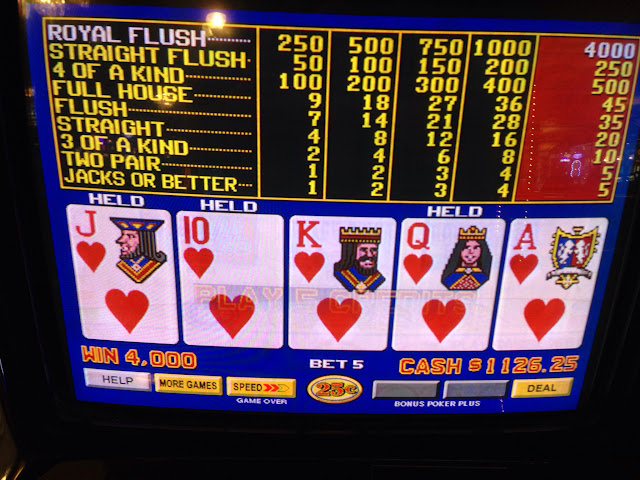 Royal Flush California Hotel and Casino