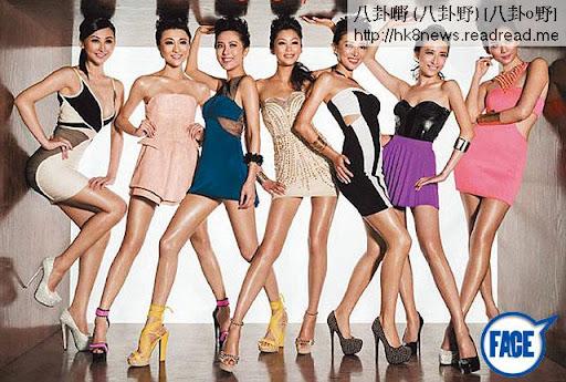 點名影月曆 <br><br>今年高 Ling忽然入圍為 TVB拍攝無綫月曆,與唐詩詠、岑麗香、馬賽一齊上位, S甫士贏曬。