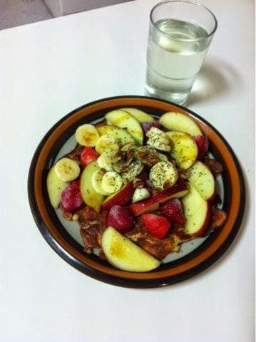 Proteinpannkaka recept