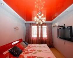 Цвета натяжных потолков для комнаты