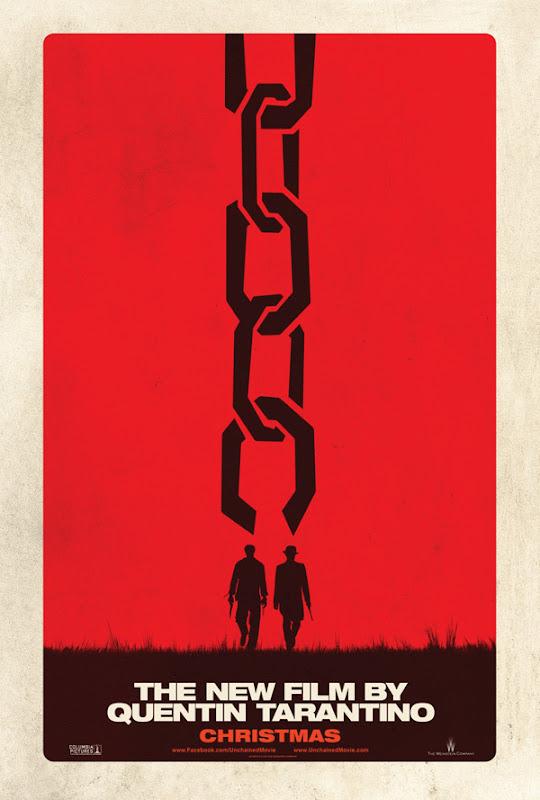 nova django unchained xlg600 Django Unchained, o Novo Tarantino   Poster e Trailer.