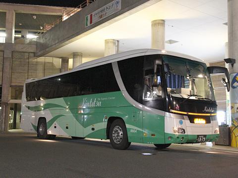 近鉄バス「国虎号」 8804