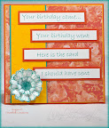 Belated Birthday Greeting