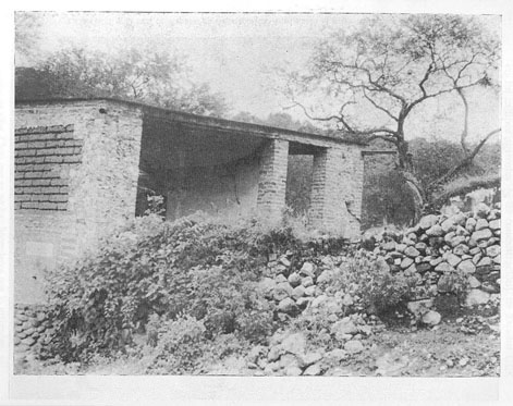 Acuautzin casa donde naci y vivi emiliano zapata for Donde esta el mural de adan zapata