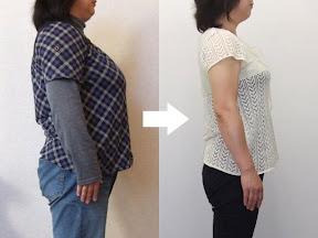 無理なく、3ヶ月で10kgダイエット