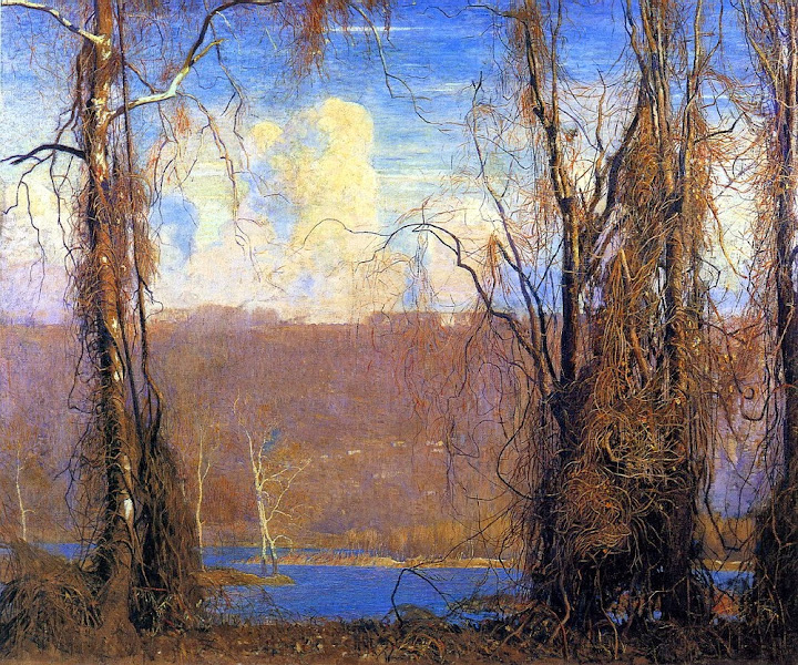 Daniel Garber - Wilderness, 1912
