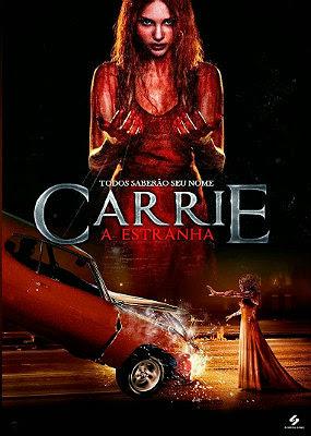 Filme Poster Carrie, A Estranha R5 XviD & RMVB Dublado