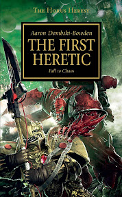 The First Heretic book cover