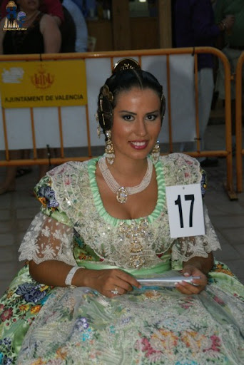 Maria de los Ángeles Peñalver Molina / Falla Mendizabal