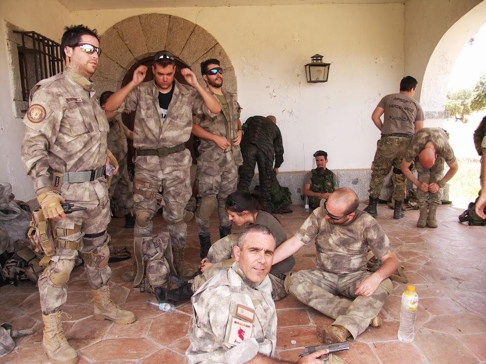 """Fotos de """"THE FINAL WAR"""". La Granja. 23-06-13 PICT0109"""