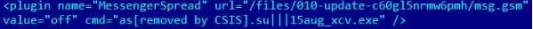 El malware Shylock se propaga por Skype a través del chat