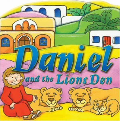 Daniel And The Lions Den Cartoon My own personal den