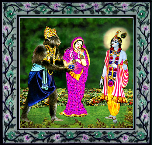 Lord Krishna Was Accused of Stealing The Syamantaka Gem