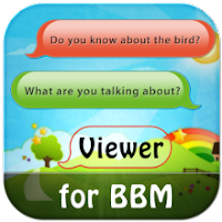 Best viewer and composer for BBM with awesome HD Themes