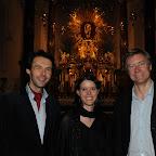 Zweite Geistliche Abendmusik in der Basilika Wilten - Andrea Oberparleiter und Michel König