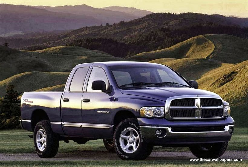 History of Dodge ram trucks