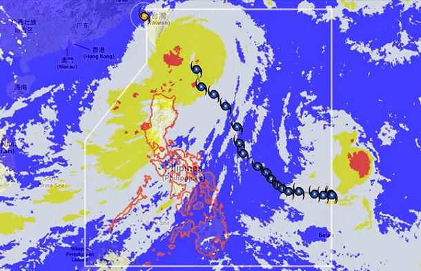 Typhoon Henry