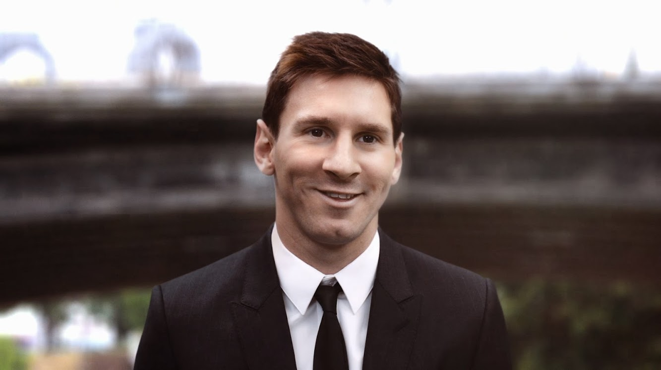 "Lionel Messi in the Samsung GALAXY Note 3 Official Commercial ""The Developer"""