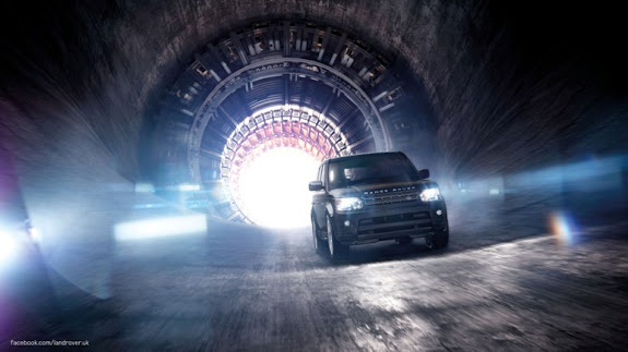 Range Rover Sport 2012: Positively Charged
