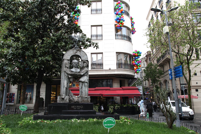 Abdi Ipekci Memorial