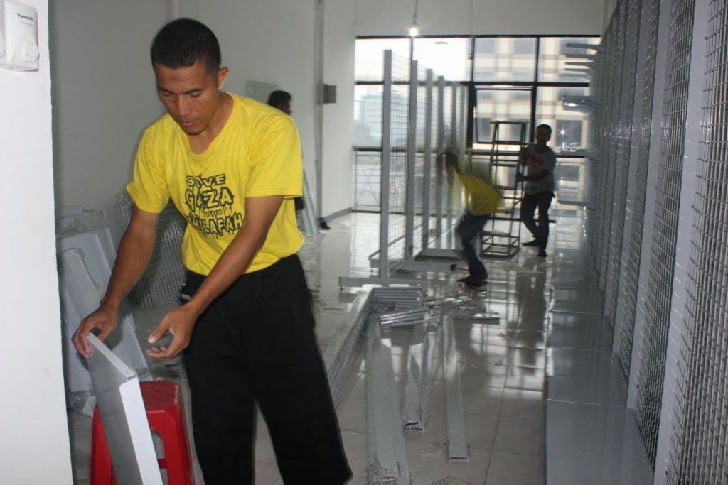 Rak Minimarket Cirebon - kuningan