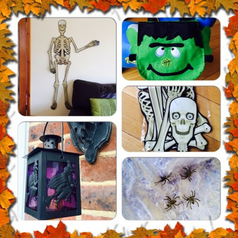 Hobbycraft Halloween decorations