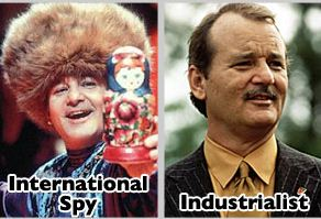 The Many Careers of Bill Murray Seen On www.coolpicturegallery.us