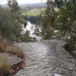 Lapstone Lookout over Nepean River (146622)