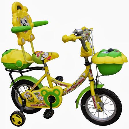 Xe đạp trẻ em thái 14 3
