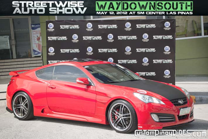 StreetWise Auto Show 2012 Custom Pinoy Rides Part 1 pic2