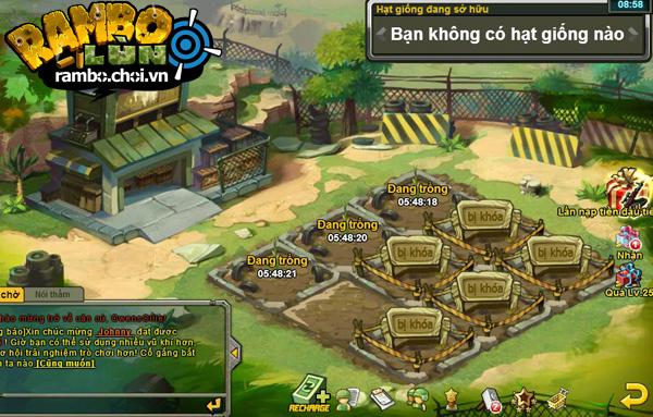 VGG hé lộ ảnh Việt hóa của Rambo Lùn Online 9