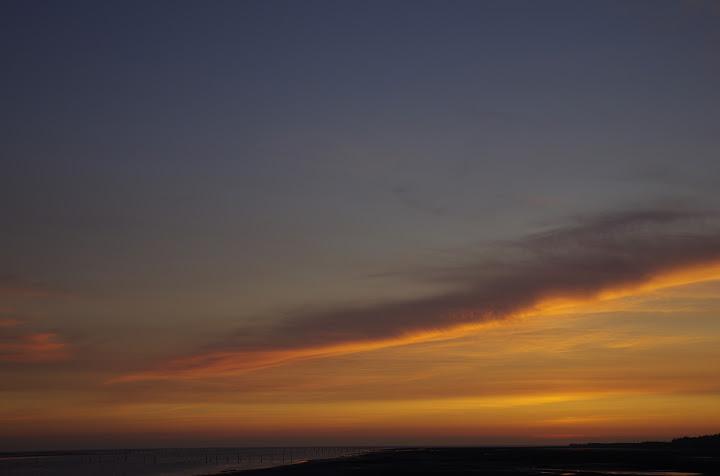 7/3 第一次拍夕陽