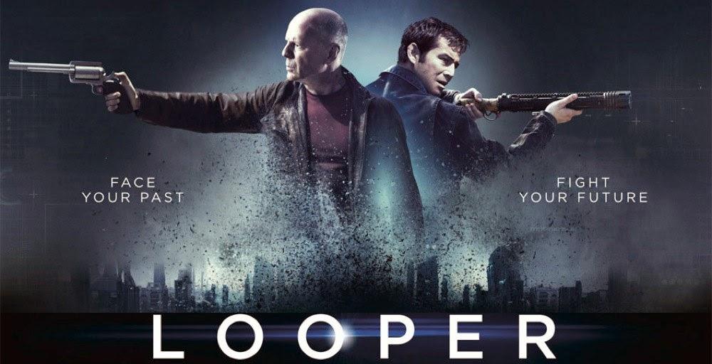 2012 Movie Poster: Movie Catch-Up: Looper (2012)