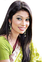 Bangladeshi Model and Actress Alvi Thumbnail