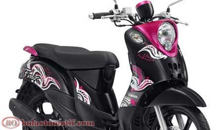 Mio Fino Batik Special Edition Limited 2013