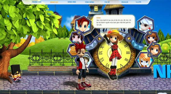Trang giới thiệu GoGoRun đã chính thức trình làng 8