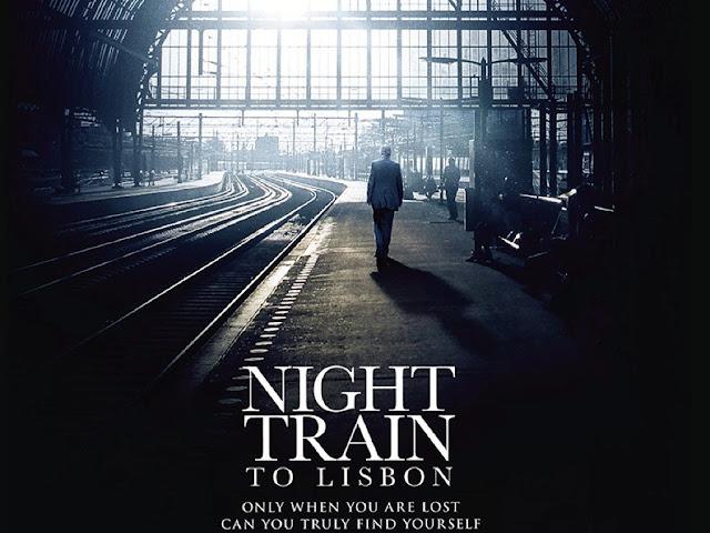Νυχτερινό τρένο για τη Λισαβόνα Night Train to Lisbon Wallpaper