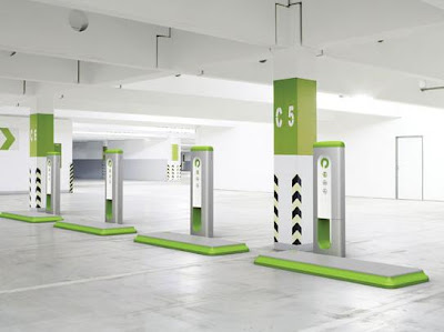 Беспроводная зарядка для электромобиля Plugless Power
