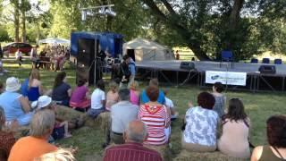Szabó Ádám 5 rész Bárdudvarnok Falunap 2014 video