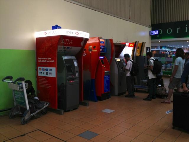 افضل طريقة للصرف فى ماليزيا