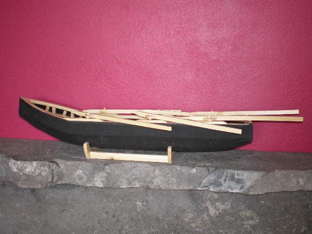 Currach Inis Oírr