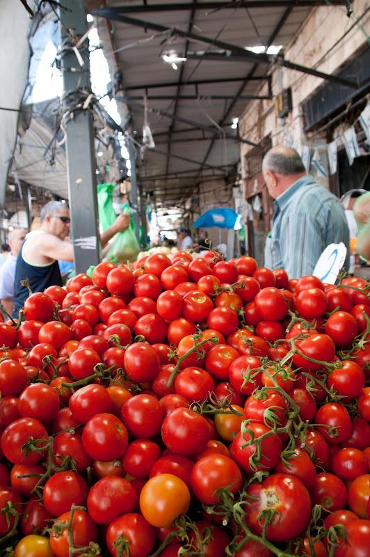 ramle outdoor market, Israel