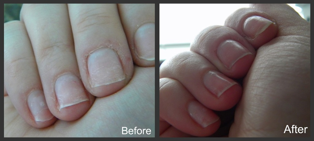 Shabby Makeup and More: Review: Nurta Nail 5-7 Day Growth Aloe Formula