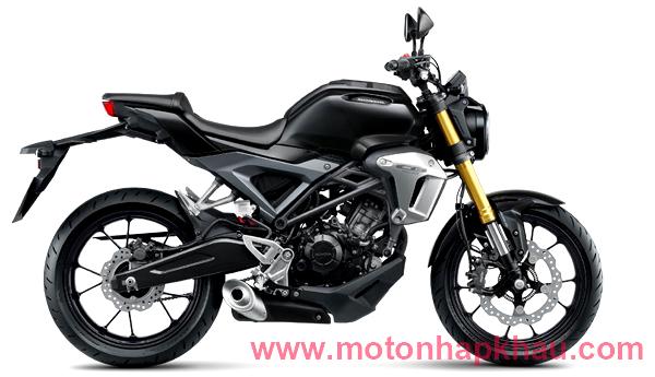 Honda CB150R ABS 2018 Màu Đen
