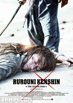 Rurouni Kenshin: Kết Thúc Một Huyền Thoại - Rurôni Kenshin: Densetsu no saigo-hen (2014) Poster