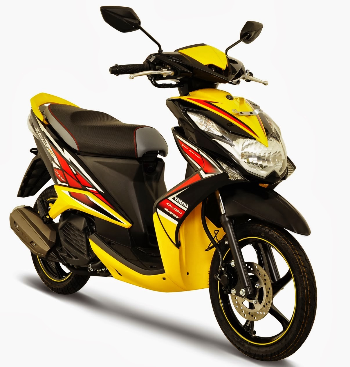New Xeon Rc Modifikasi