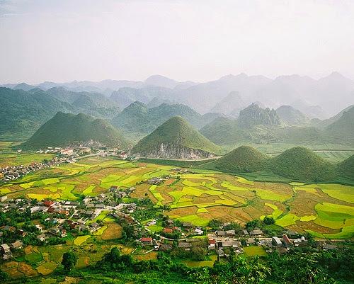183 Lên Hà Giang thăm cổng trời Quản Bạ
